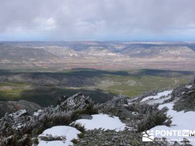 Senderismo Sierra Alto Rey;verano viajes senderismo;viajes turismo activo;senderismo por libre